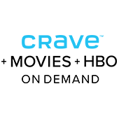 Crave+ Movies+ HBO On Demand